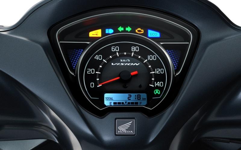 Mặt đồng hồ xe Vision 2021